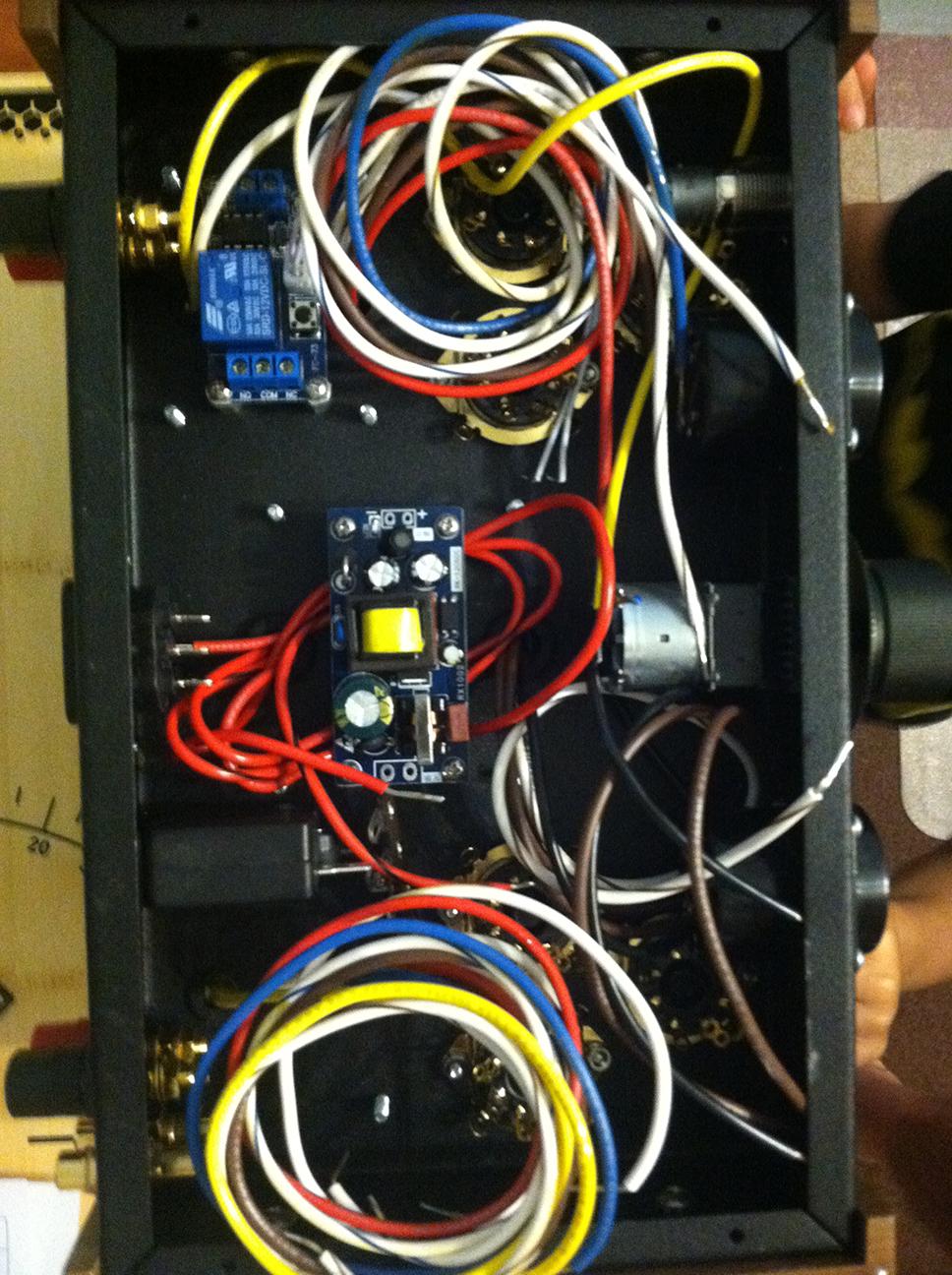 medium resolution of 10w executive tube amplifier parts express project gallery craig j coley dmc 12 color wiring diagram