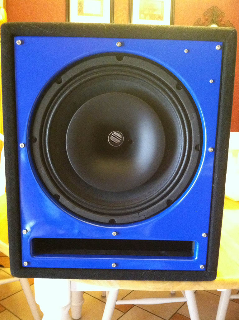 A Poolside HiFi Speaker  Parts Express Project Gallery
