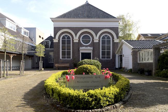 Doopsgezinde kerk Alkmaar