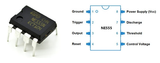 Working With 555 Timer