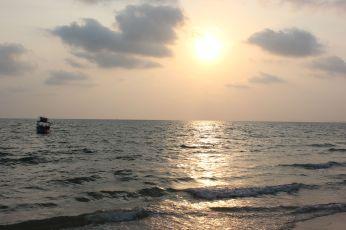 Otres I beach