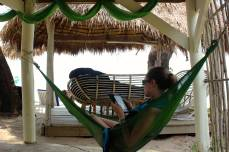 I freaking love hammocks!