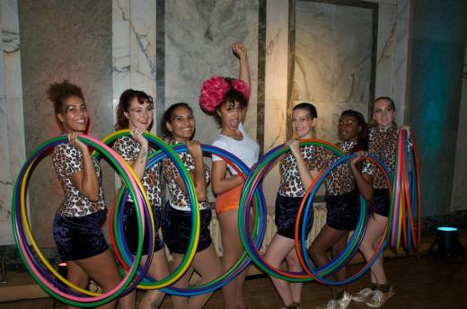 Marawa The Amazing Majorettes!