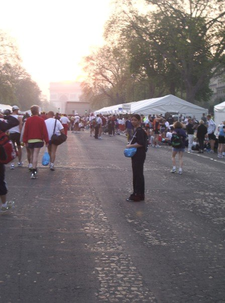 The day I ran a marathon