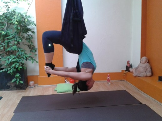 Aerial Yoga London review photo