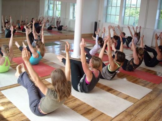 Ida May Yoga Barre