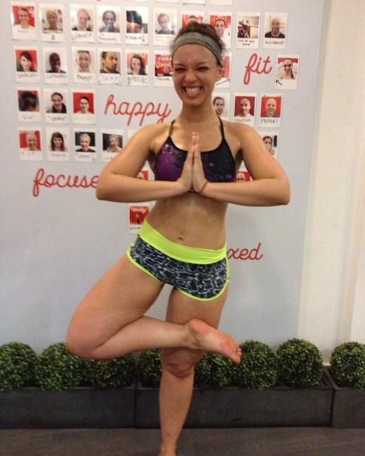 Hot Yoga Society Sweat Yourself Amazing Challenge