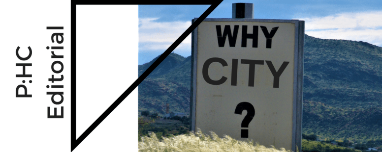 Why Cities?