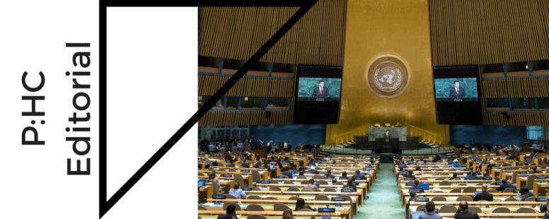 Wanna Fix the World? Fix the UN