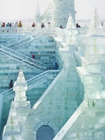 Harbin International Ice and Snow Festival Sculpture