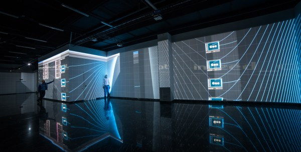 Projection Mapping On a Wall