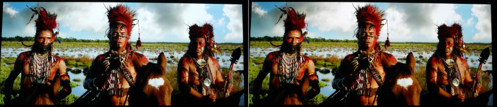 Epson EH-LS10000 Lucy indians natural digital-cinema