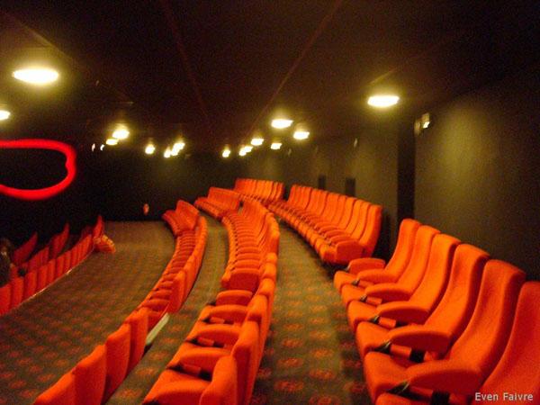 Cinema Gaumont Disney Village  Marne la Valle 77
