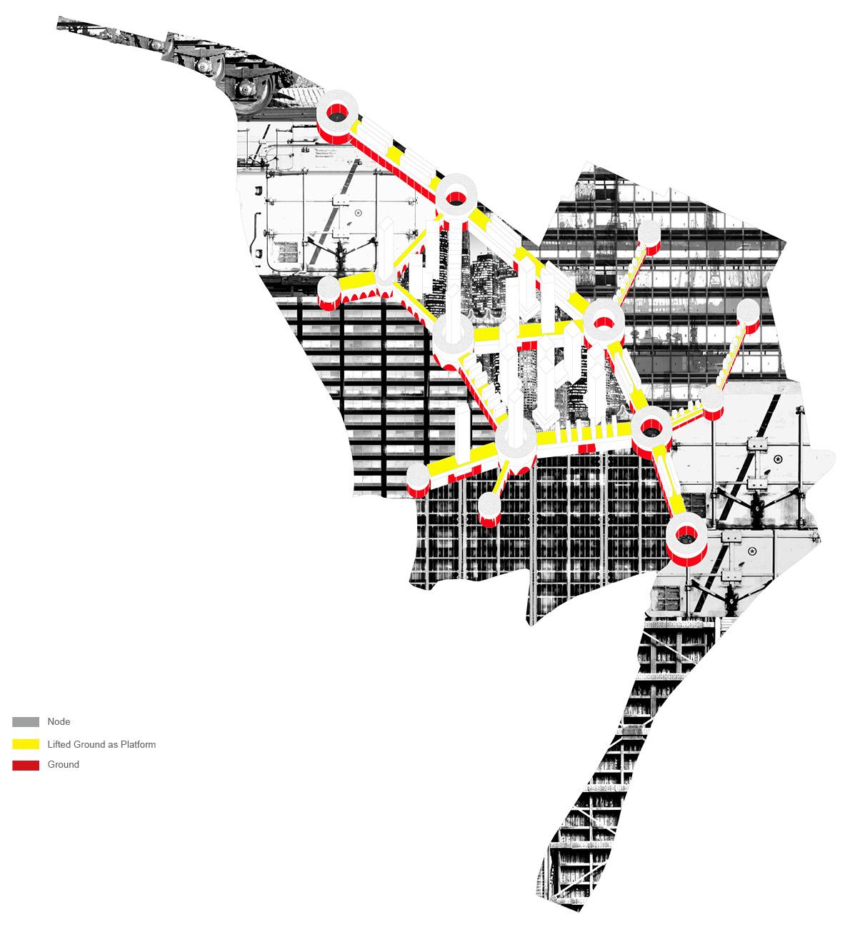 Infrastructural Urbanism