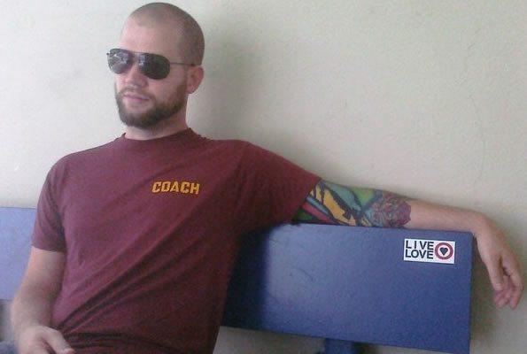 Meet Jared: Sticker Campaign Director