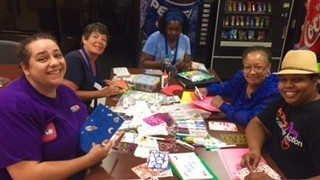 Cards For Hospitalized Kids and Kohl's Department Stores