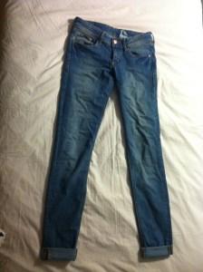 Skinny Jeans-$19.95, H&M