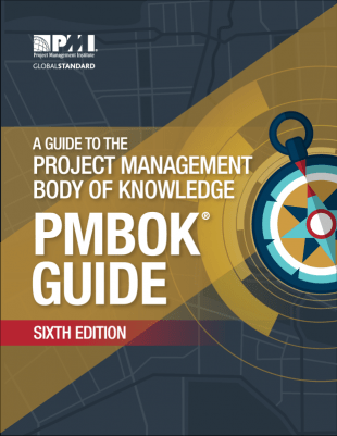 PMBOK® Guide – Sixth Edition