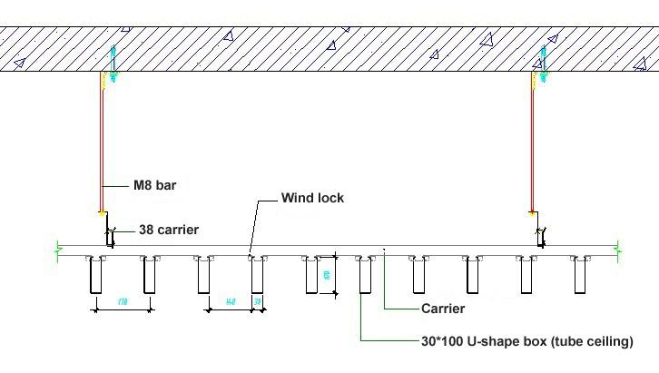 Floor Elevation False : Method statement for false ceiling works gypsum board