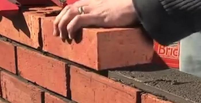 brickwork method of statement
