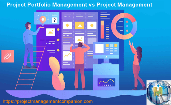 Project Portfolio Management vs Project Management