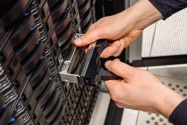 digital asset management hard disk data centre