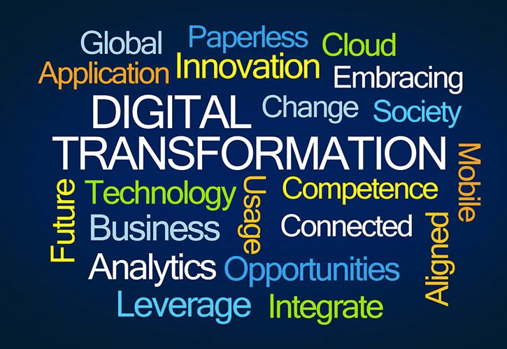 Project management trend 10 digital transformation