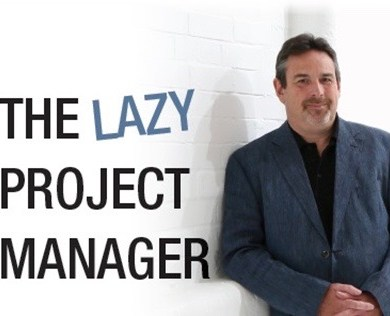 Photo of Peter Taylor The Lazy Project Manager Book Author