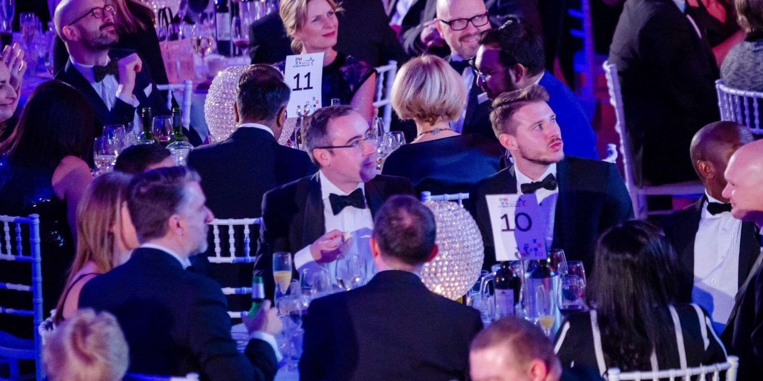 PMI UK Awards audience