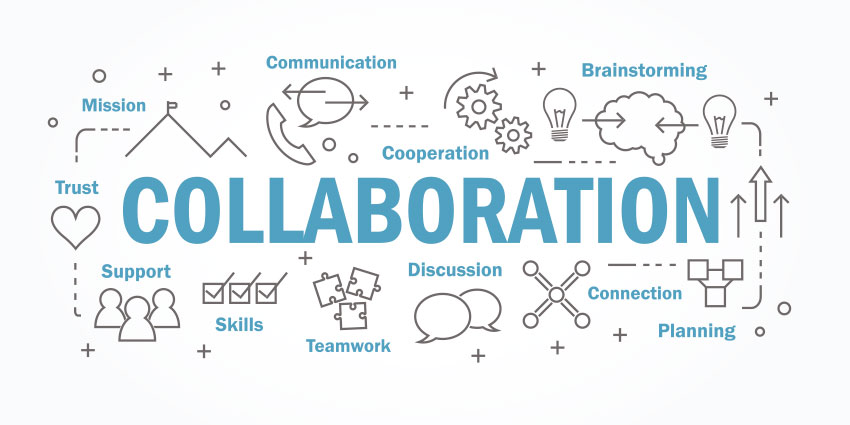 team collaboration Flow
