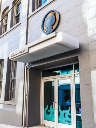 GitHub headquarters