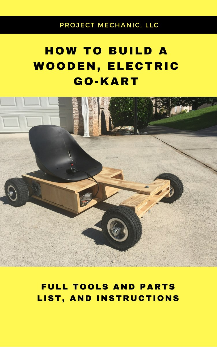 The Wooden, Electric Go-Kart