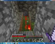 Lots of underground redstone!