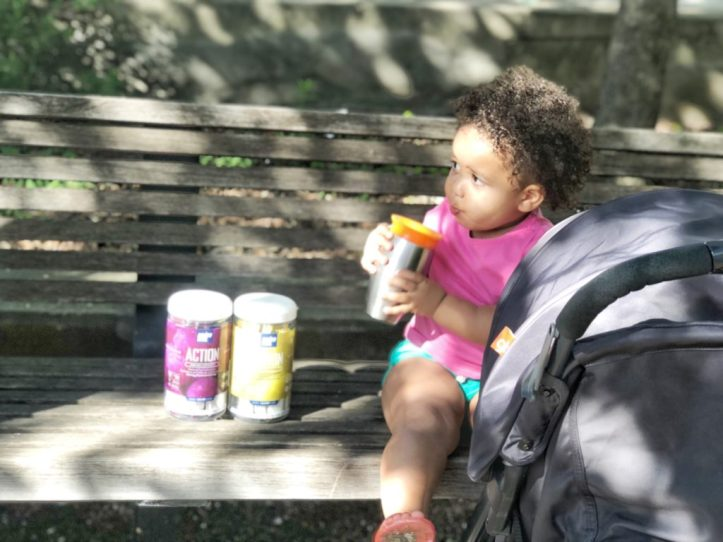 The natural Energy Boost That All Moms Need action lemon grape