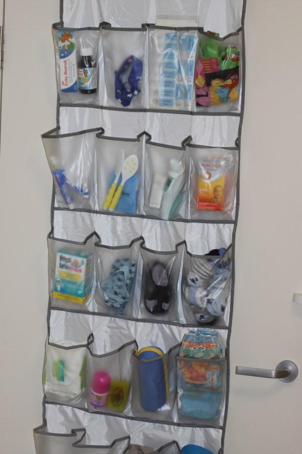 Over Door Shoe Storage Solutions