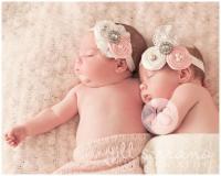 Twin babies on Pinterest | Twin Girls, Twin and Twin Nurseries