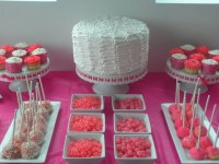 Sweets Themed Baby Shower - Project Nursery