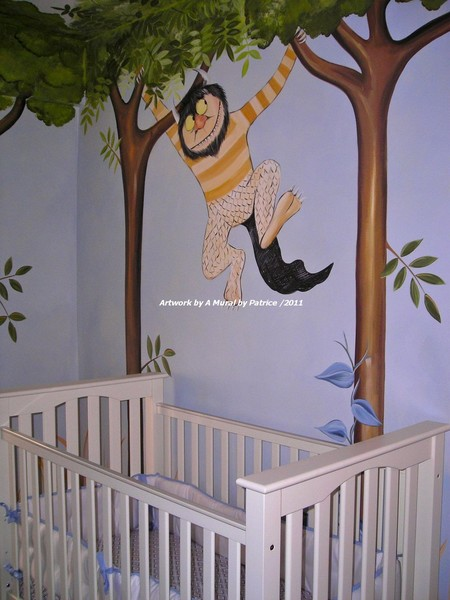 Where the Wild Things Are Nursery UES  Project Nursery