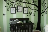 Sweet Silhouette Tree Decal - Project Nursery