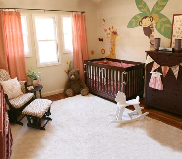baby animals nursery home design ideas