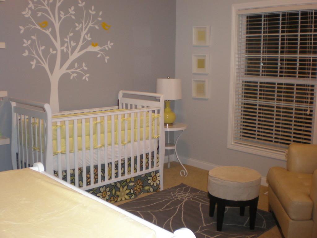 Bright And Fresh Gender Neutral Nursery Project Nursery