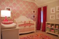 Elegant and bold pink nursery - Project Nursery