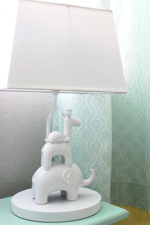DIY: Make a Nursery Lamp Meet Your Ideal