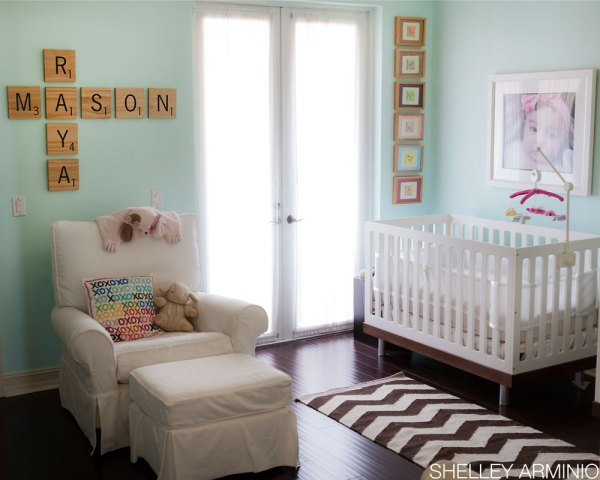 Twin Baby Nursery Ideas