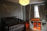 Grey And Orange Nursery Ideas. Grey And Orange Nursery ...