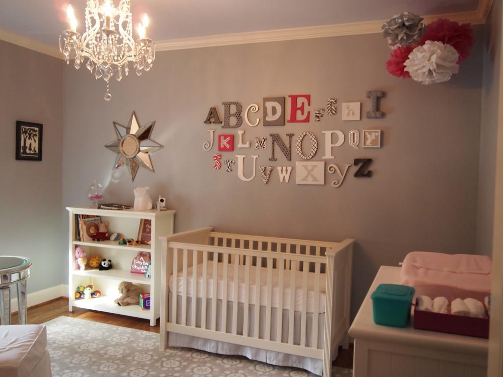 Alice's Wonderland  Project Nursery