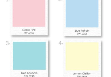 How To Pick Paint Color For Your Child S Room Or Nursery