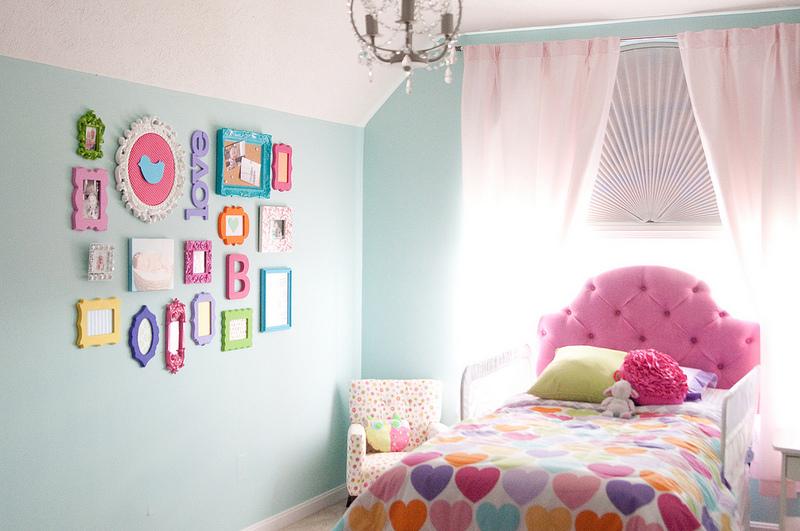 Brynns Big Girl Room  Project Nursery
