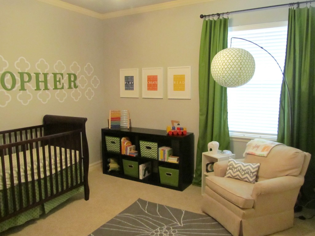 Readers Favorite: Christophers Nursery