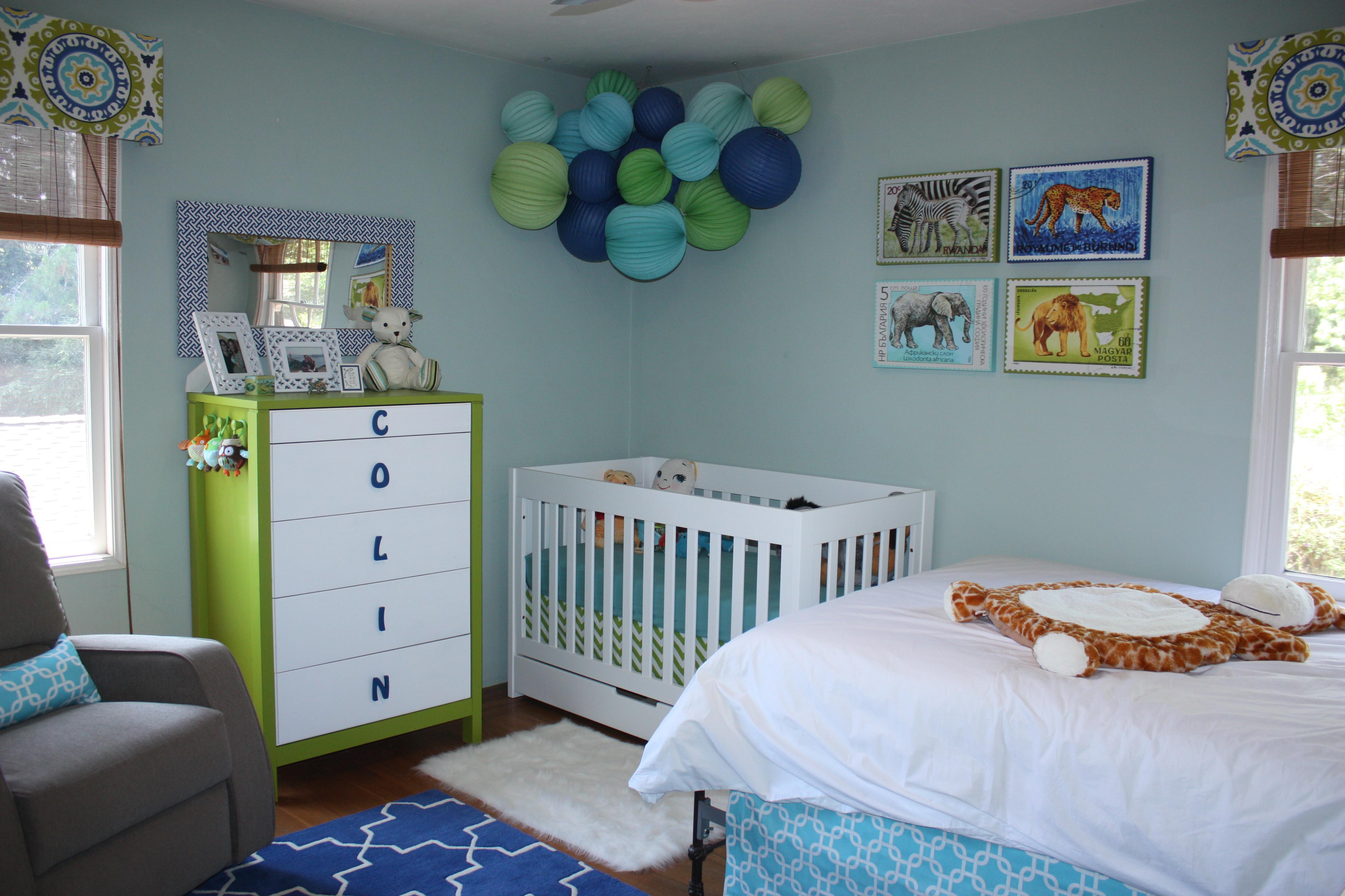 Global BazaarInspired Nursery  Project Nursery